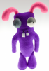 Freaky Monster lila Hase