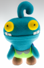 Freaky Monster Schnorchel Frosch blau