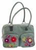 Handtasche Blumen